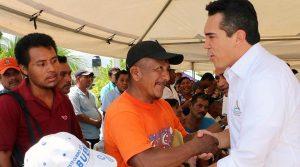 Para mejorar bienestar de Pueblos Indígenas se destinan más de 350 MDP en Campeche: AMC