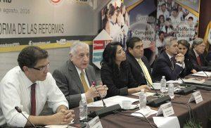 Pluralidad en el Congreso ha dado espacios para acuerdos: Arturo Núñez