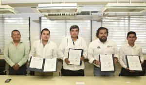 Certifica UJAT acuerdo para elevar la Movilidad Estudiantil