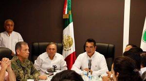 Ayuda sin burocratismo a la población afectada por Earl: Alejandro Moreno Cárdenas