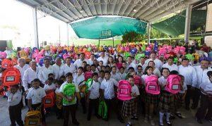 Bienestar Escolar llega a más de un millón de estudiantes en Yucatán