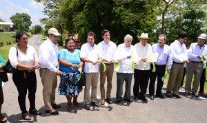 Atestigua Gaudiano reconstrucción de caminos por más de 50 mdp en Centro