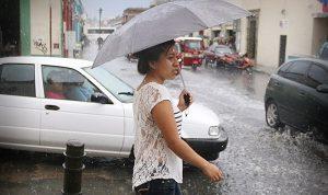 Depresión Tropical no causa afectaciones graves en Campeche: Protección Civil