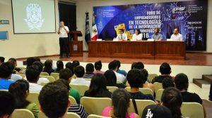 Capacitan a estudiantes de la UJAT en emprendimiento tecnológico