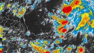 Seguirán las condiciones inestables durante los próximos días en la Península de Yucatán