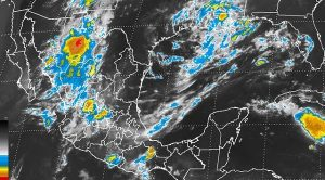 Condiciones estables jueves y viernes, pronósticos de lluvias fin de semana en la Península de Yucatán