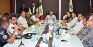 Deja Earl afectaciones menores en la zona sur de Campeche: SEGOB