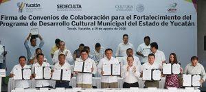 Impulso al talento creador de artistas yucatecos