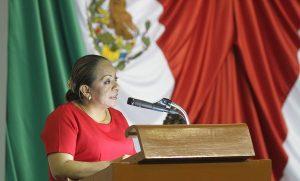 Placa Conmemorativa en honor de los tres Constituyentes tabasqueños de 1917: Yolanda Rueda