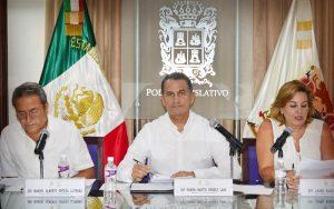 Asistirán todos los diputados a entrega del Primer Informe: Ramón Méndez