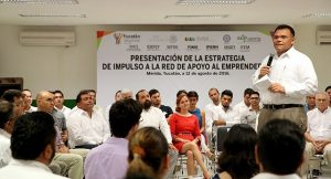 Crearán Hub de Emprendedores en Yucatán
