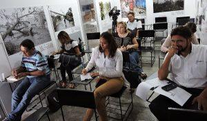 Periodistas yucatecos fortalecen sus conocimientos sobre desastres naturales