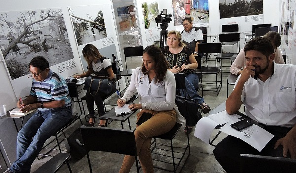 Fortalecen periodistas yucaetcos conocimientos desastres naturales