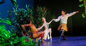 Reviven a la Malinche en el Festival de Danza