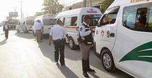 Rinde fruto operativo de seguridad vial en Benito Juárez