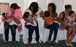 Fomento a la lactancia materna en Quintana roo con buenos resultados