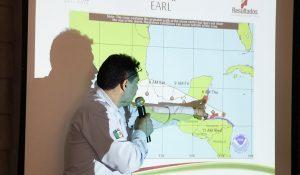 """La Tormenta Tropical """"Earl"""" no impactara Quintana Roo"""