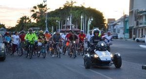 """Realizan con gran éxito en Quintana Roo """"Rodada por la Vida"""""""