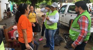 Activa Secretaría de Salud plan de atención por fuertes lluvias en Tuxtla Gutiérrez