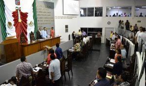 Autoriza Congreso contratación de empréstito al Ayuntamiento de Tacotalpa