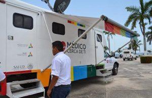 """""""Medico Cerca de Ti"""", estrategia vital para la cobertura médica en todo Campeche"""