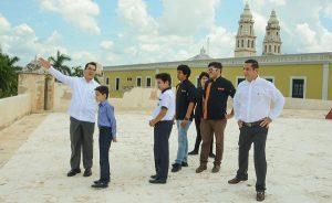 Turismo, una de las mayores fortalezas económicas de Campeche: Alejandro Moreno Cárdenas