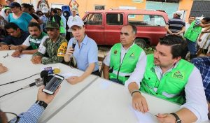 Anuncia Manuel Velasco Coello censo para apoyar a damnificados por lluvias