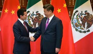 México y China acuerdan dar prioridad a la agenda bilateral en materia de inversiones