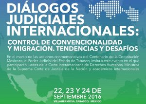 Especialistas del Derecho debatirán en Tabasco sobre migración y derechos humanos