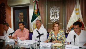 Analiza Congreso de Campeche iniciativas para desarrollo profesional de jóvenes