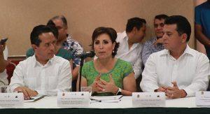 El Presidente Peña Nieto se consolidará la Red de Ciudades Sustentables en México: Rosario Robles