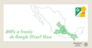 Las áreas protegidas de México en 3D