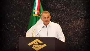 Escuchamos a la sociedad antes de legislar en Campeche: Ramón Méndez Lanz