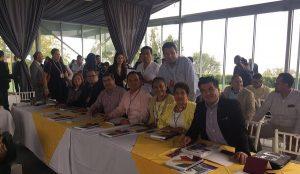 Acude José Antonio De La Vega Asmitia a Encuentro Nacional de Diputados del PRD