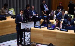 El pacto mundial para una migración segura, y verlo como un aliado del desarrollo: Peña Nieto