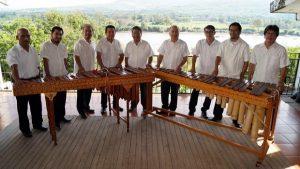 Actuación de Tabasco, Chiapas y Portugal en Festival de Marimbistas y Percusiones