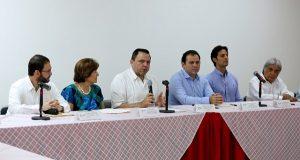 Elaborarán plan maestro para revitalizar La Plancha en Mérida