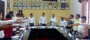 """Instalan comité """"Pueblo Mágico"""" para Palizada Campeche"""