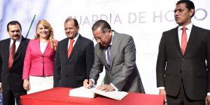 Privilegia Gobierno de Veracruz coincidencias y valores democráticos en favor de la sociedad: SEGOB