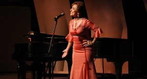 Gala vocal en el Otoño Cultural con la soprano Alicia Cascante
