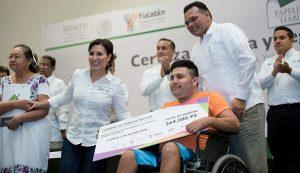 Mejoran la vida de miles de familia a través de la vivienda en Yucatán