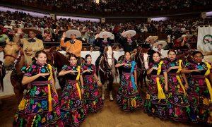 Más de 200 equipos de charrería de todo el país se reúnen en Chiapas