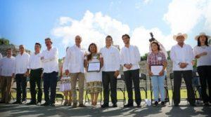 Igualdad de oportunidades para todos en Campeche: Alejandro Moreno Cárdenas