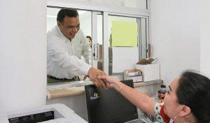 Servicios catastrales, en menor tiempo en Yucatán