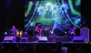 Conciertos de rock, reggae, ska, hip hop y jazz, en el X Festival Ceiba