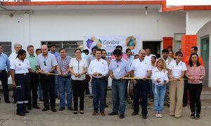 Inaugura Gaudiano nuevas oficinas de Protección Civil en Centro