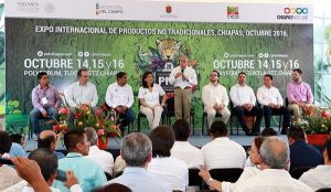 Inicia 20a Edición de la Expo Internacional de Productos No Tradicionales 2016