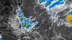 Condiciones inestables para el fin de semana en diversos puntos de la Península de Yucatán