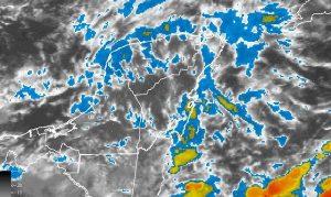 Se pronostican chubascos vespertinos y aumento en el potencial de lluvias en la Península de Yucatán