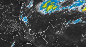Fin de semana con viento del norte y lluvias en Veracruz: PC